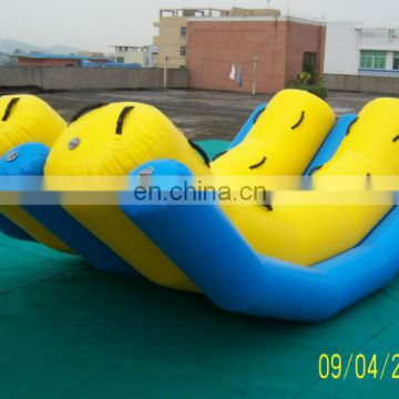 Two Lane Inflatable Teeter Totter