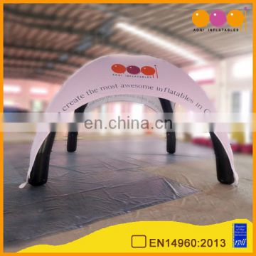 AOQI products hot sale 0.55mm PVC inflatable tent/camping tent/outdoor tent