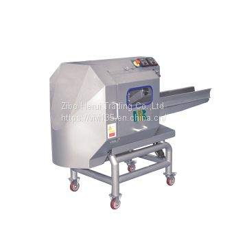 Electric commercial vegetable shredder machine