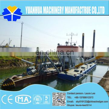 cutter suction dredger for Greece