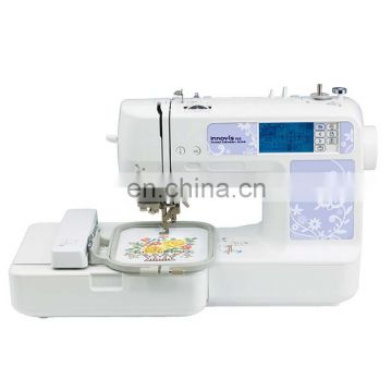 export home using single head embroidery machine for Mexico