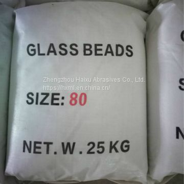high quality glass beads 1-1.5mm for grinding