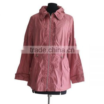 Popular Elegant Fashion Outdoor Lady Wind Coat,Softshell Jacket,Wholesale Cheap Overcoat