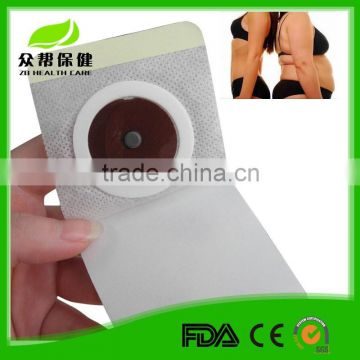 New arrival OEM advanced formular weight loss product magnet slim belly patch best price
