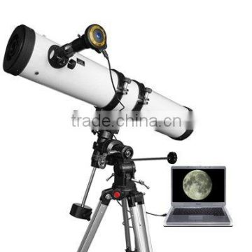3.0MP high frame rate and high resolution USB digital telescope with ...