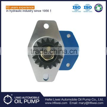 High Performance Hydraulic Gear Power Steering Pump Diesel Pump Parts for Zoomlion crane