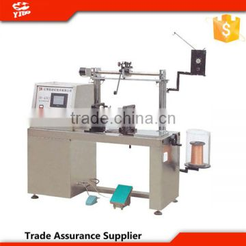 China supplier PLC control digital coil winding machine for potential transformer