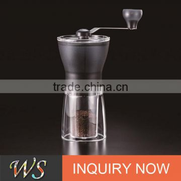 high performance large manual coffee grinder
