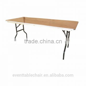 folding banquet table restaurant table for wedding party