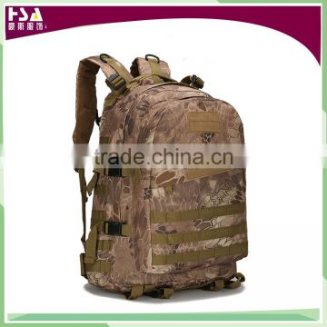 Water-proof Oxford mountaineering bag Outdoor tactical backpack