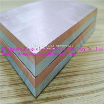 China copper aluminum composite clad low price