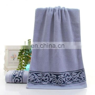 wholesale custom 100% cotton gift towel sets