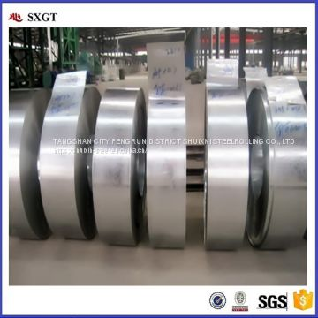 hot dipped galvanized steel strip coils for manufacturing channel and pipes
