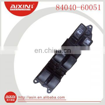 hot saling electric power window master switch 84040-60051 fits for LAND CRUISER PRADO