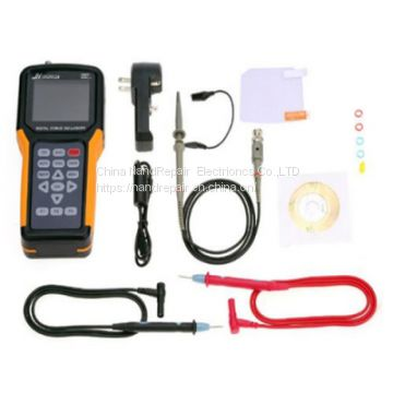 Jinhan JDS2012A Handheld 1 Channels 20MHz Oscilloscope Multimeter