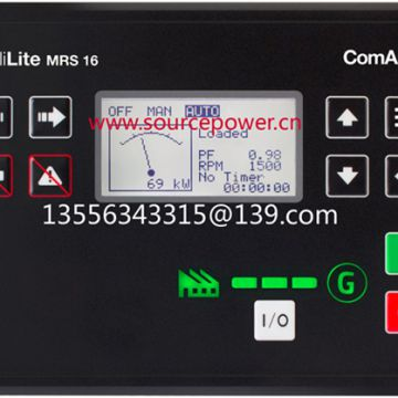 ComAp InteliLite 9 IL3LAMF9BAA single gen-set applications Controller