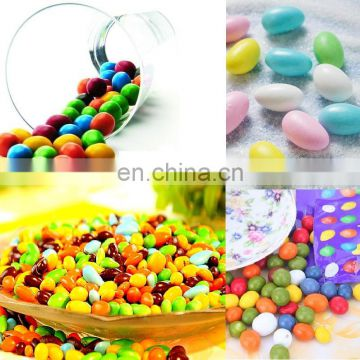 Automatic candy pill sugar coating pan machine