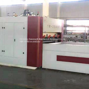 Stable performance  Pvc Door Laminating Machine with CE and ISO9001 certifications