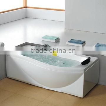 single person cheap Massage Bathtub WS010