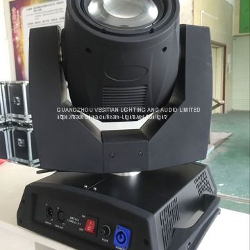 230w sharpy 7r beam bumblebee Strong Beam Rotation 16CH Moving Head Light for disco dj stage decoration