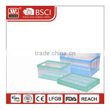 Plastic Folding Storage Container