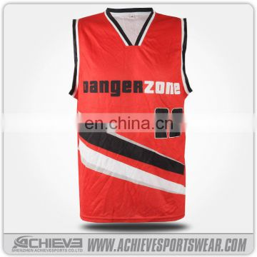 29eb29170b94 College basketball jersey uniform design