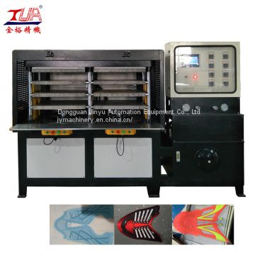 manufacture for KPU athletic shoe vamp Hydraulic heating press machine
