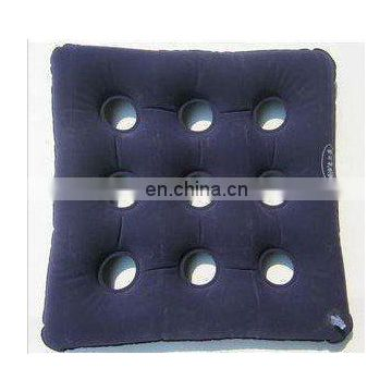 inflatable square air cushion for medical treatment