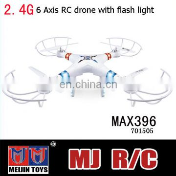 Meijin new 2.4G 6 axis 4 ch drone professional quadcopter JXD 396