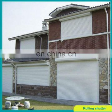 bespoke aluminum roller shutters for modernization or new-build project