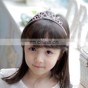 Cheap Rhinestone Crystal Tiara Hair Band Kid Girl Bridal Princess Prom  Crown Headband of KIDS JEWELRY from China Suppliers - 158639870 365d65247a20