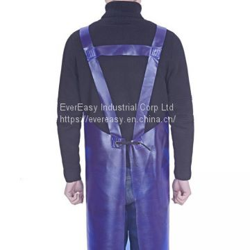 custom PVC apron waterproof apron for butcher,fish killing