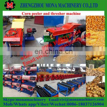 large output tractor drive corn thresher /maize sheller /corn threshing machine
