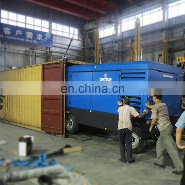 Famous brand sandblasting 300 cfm used air compressor tank for wholesales