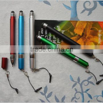 mini stylus pen with keychain