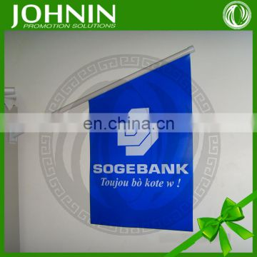 OEM hot sale cheap promotional wall flag