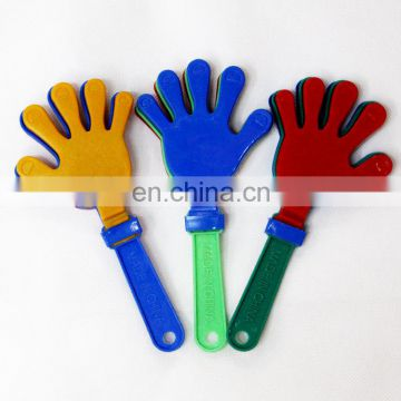 children toys customised mutlicolor hand clappers