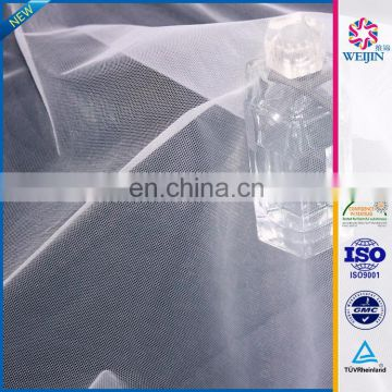 High-quality Net polyster thin net tulle fabric for embroidery
