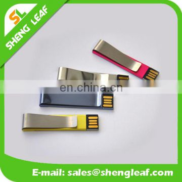colorful metal usb flash drive for sale