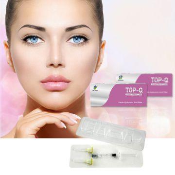 2ml Injectable ha fillers for lip enhancement hyaluronic acid dermal filler  super derm line