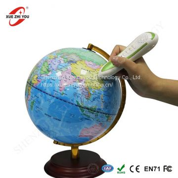 Manufacturer Custom Smart Talking Pen English Reading Pen Interactive Audio Book
