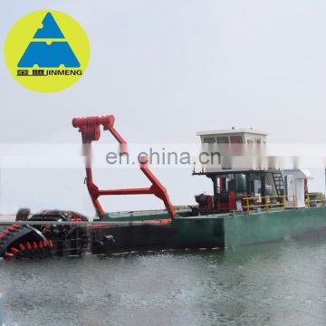 Used Cutter Suction Dredger River Dredging Equipment