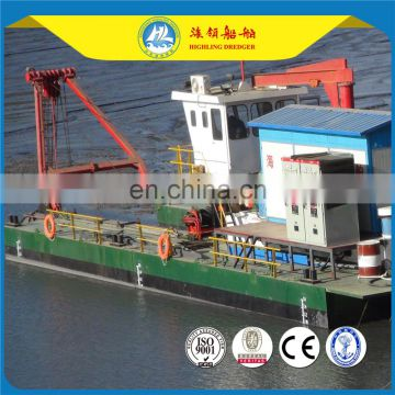 2000m3/h 14 inch Cutter Suction Dredger