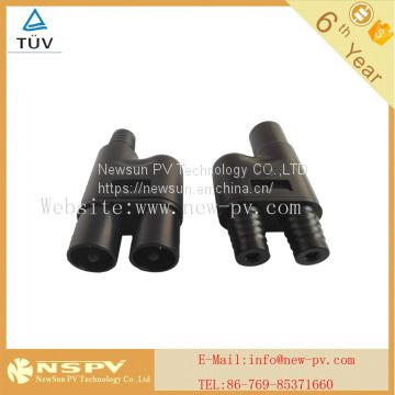 Solar PV MC3 panel connector for solar inverter and combiner box with IP67