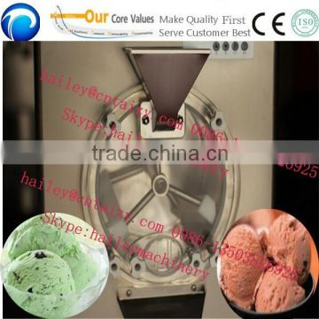 large stock and professional different flavors hard ice cream making machine