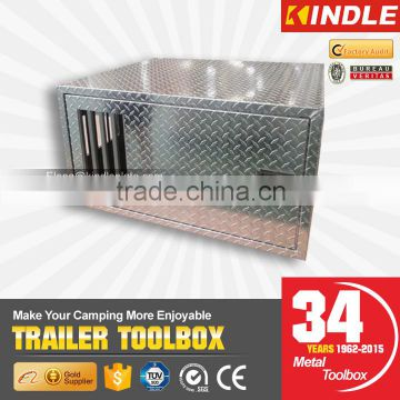 factory sales truck pickup car vent windows t-lock single door aluminum dog boxes