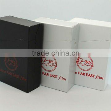 Customized metal cigarette case from China