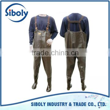 Work Product Protection Fishing For >> Wide Applications Waterproof Fishing Work Wear Providing Water Proof Protection From Feet To Chest Pvc Tarpaulin Waders