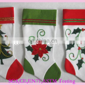 OEM super soft plush christmas promotion socks for sale