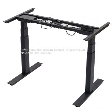 Houdry A6 Dual Motor Adjustable Standing Desk